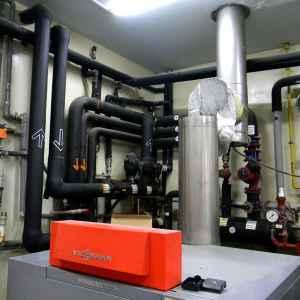 Автономное отопление, замена водопровода и канализации Днепр, Игрень